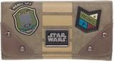 Rogue One - Rebels - Flap Wallet