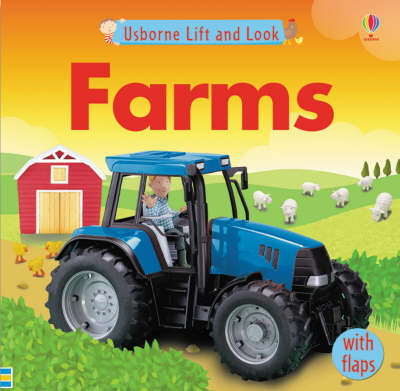 Usborne Lift and Look Farms