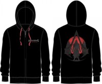 Assassin's Creed Zip Up Hoodie (X-Large)