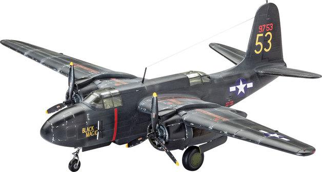 Revell 1/72 P-70 Nighthawk Scale Model Kit