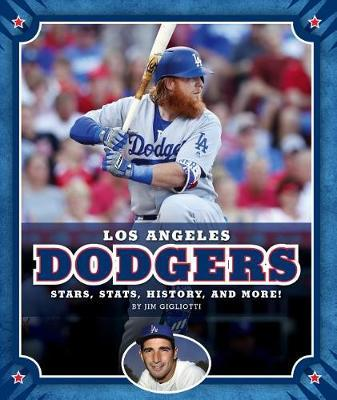 Los Angeles Dodgers by Jim Gigliotti