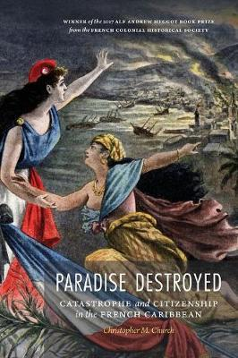 Paradise Destroyed by Christopher M. Church