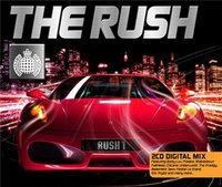 The Rush: Euphoric Club Anthems For The Ride Of Your Life (2CD) by Various