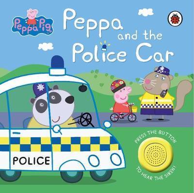 Peppa Pig: Police Car by Peppa Pig