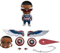 The Falcon and The Winter Soldier: Captain America/Sam Wilson (Delux) - Nendoroid Figure