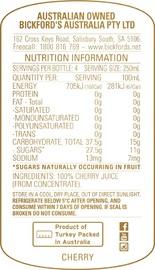 Bickfords: Premium Juice - 100% Pure Cherry 1L (6 pack)