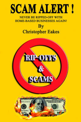 Scam Alert by Christopher Eakes image