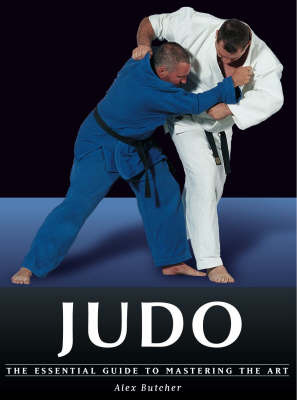 Judo by Alex Butcher image