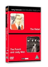 Tony Hancock Double Feature -  The Rebel / The Punch And Judy Man on DVD