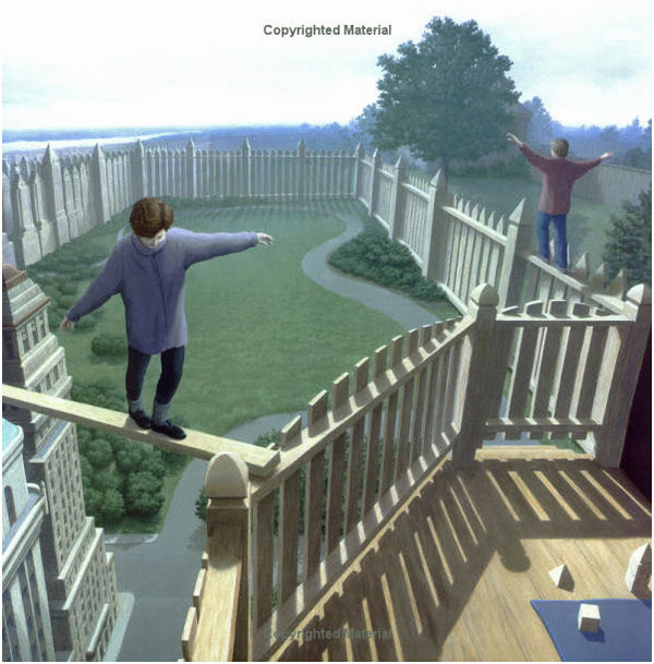 Imagine a Day by Rob Gonsalves image