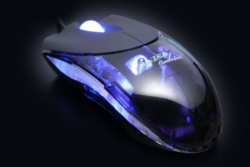 Razer Diamondback Plasma 1600 DPI Gaming Mouse image