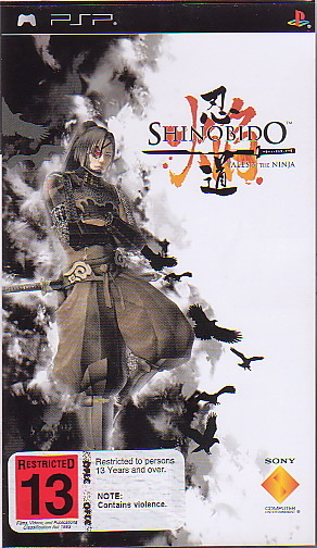 Shinobido: Tales of the Ninja for PSP