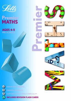 Premier Maths 4-5 by Paul Broadbent