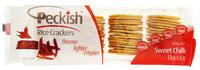 Peckish Rice Crackers - Sweet Chilli 100g