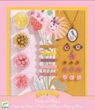Djeco: Design - Pearls & Flowers Beads