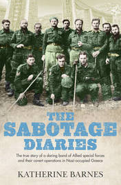 The Sabotage Diaries by Katherine Barnes