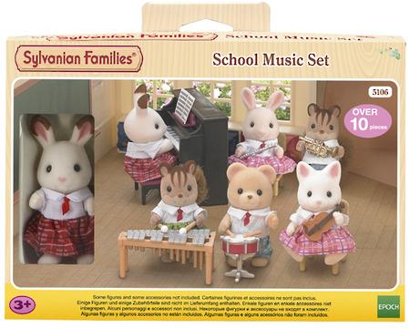 Sylvanian Families: School Music Set image