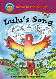 Lulu's Song by Karen Wallace image