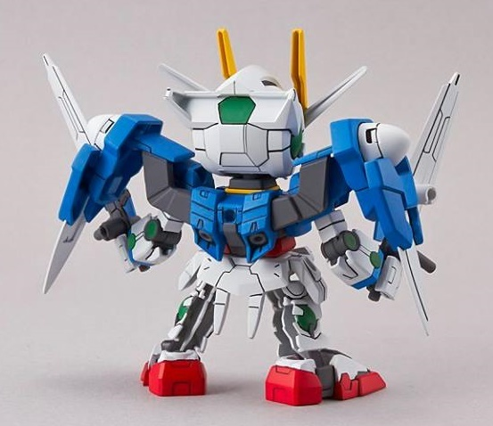 SD Gundam EX: 00 Gundam - Model Kit image