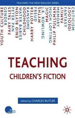 Teaching Children's Fiction by C. Butler image