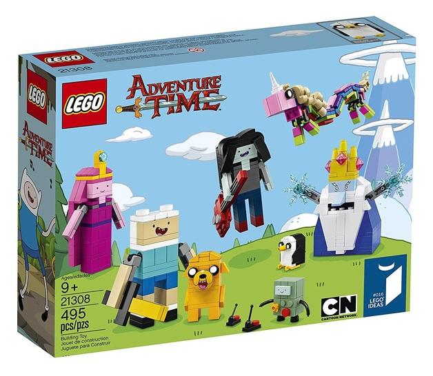 LEGO Ideas: Adventure Time (21308)