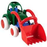 Viking Toys: Jumbo Tractor Digger - Green