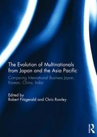 The Evolution of Multinationals from Japan and the Asia Pacific