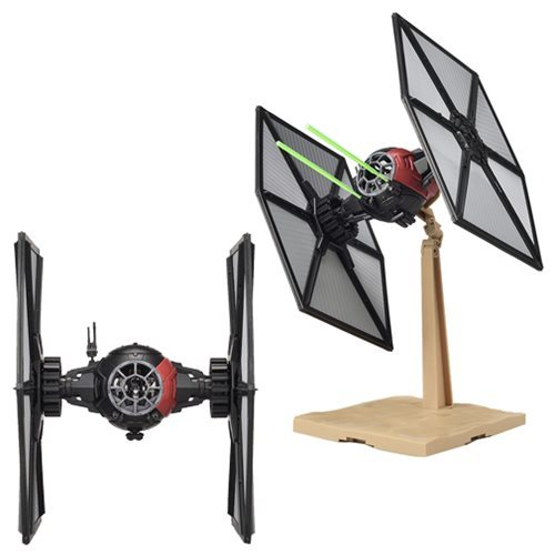 Star Wars: TFA First Order Sp. Forces TIE Fighter 1:72 Model