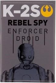 Star Wars: Rogue One - K-2S Lanyard image