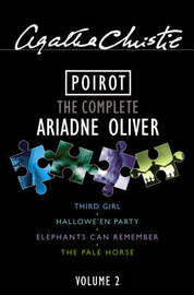 Poirot by Agatha Christie image