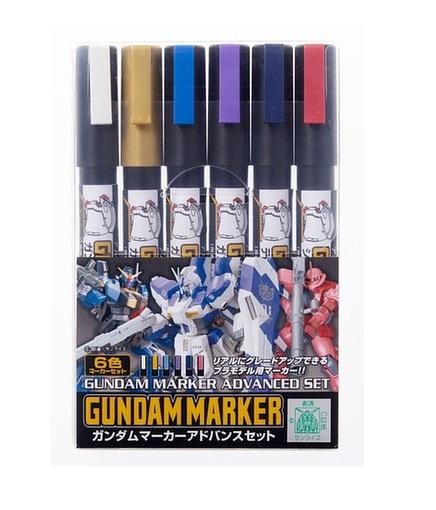 Gundam Marker: Advanced Set