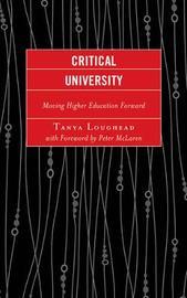 Critical University by Tanya Loughead