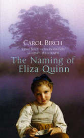 The Naming of Eliza Quinn by Carol Birch image