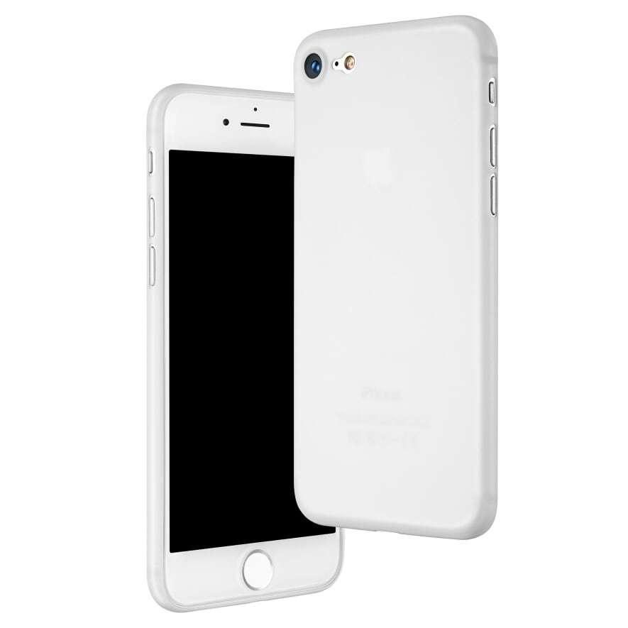 Kase Go Original iPhone 7 Slim Case -White Out image