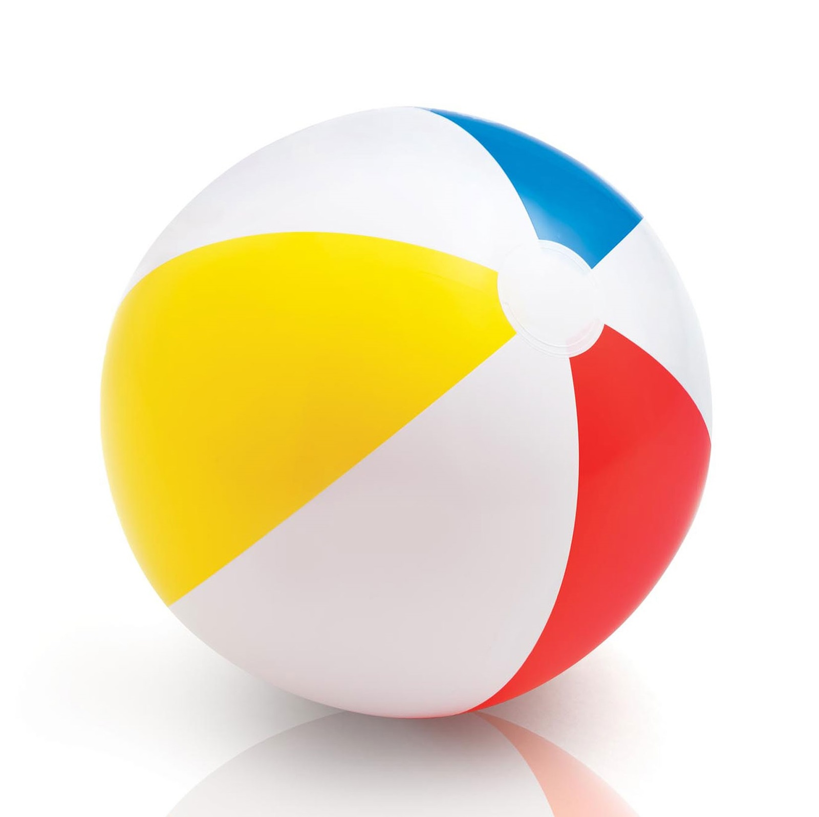 "Intex: Glossy Panel - Beach Ball (20"") image"