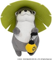 Final Fantasy XIV: Odder Otter Minion Plush
