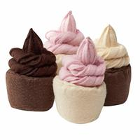 Antsy Pants: Felt Food Playset - Cupcakes