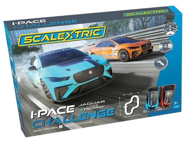 Scalextric: Jaguar I-Pace Challenge - Slot Car Set