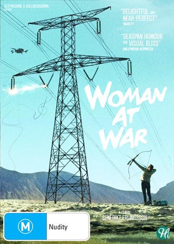 Woman At War on DVD