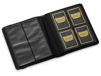 Dragon Shield: Card Codex Portfolio 160 - Black