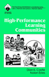 High-Performance Learning Communities by Dian K. Castle image