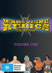 Wrestling Relics Collection Volume 1 (3 Discs) on DVD
