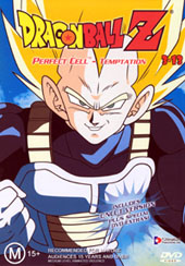 Dragon Ball Z 3.13 - Perfect Cell - Temptation on DVD