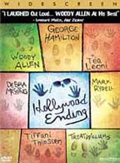 Hollywood Ending (rental) Dvd on DVD