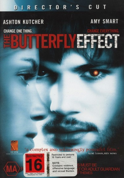 Butterfly Effect, The - Director's Cut on DVD