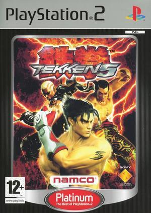 Tekken 5 for PlayStation 2