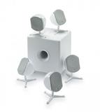 Focal Pack Bird 5.1 Speaker System (White)