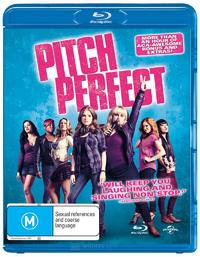 Pitch Perfect on Blu-ray