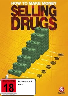 How to Make Money Selling Drugs on DVD