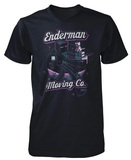 Minecraft Enderman Moving Company Youth T-Shirt (XL)